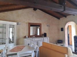 Casa L'Agliuledda, Loiri (Sanalvò yakınında)
