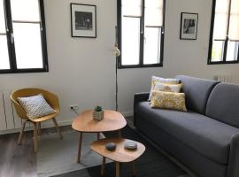 Les Apparts des Ateliers Bordelais - Cité du vin