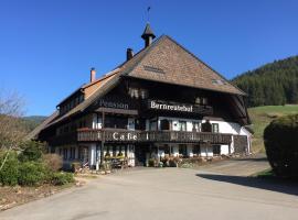 Cafe Bernreutehof, Vöhrenbach