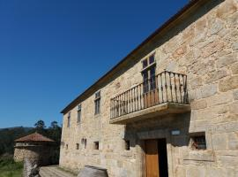 Hostel Monasterio de Moraime, Moraime (Rego de Santa Marina yakınında)
