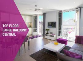 Gounod penthouse apartment