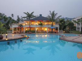 Lake Kivu Serena Hotel, Gisenyi