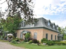Sommerville Court Motel Bed & Breakfast, Lucknow (Walkerton yakınında)