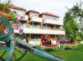 Hotel Kronenhof, Oedelsheim (Bodenfelde yakınında)