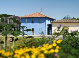 Logis Au Canard Gourmand, Samatan (рядом с городом Saint-Loube-Amades)