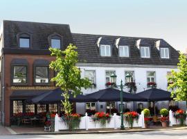 Hotel-Restaurant Wanders, Elten