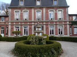 Manoir le Louis XXI, Masnières (рядом с городом Vendhuile)