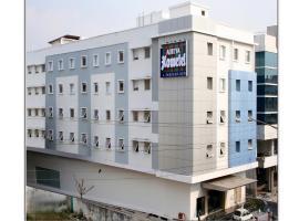 Aditya Hometel, Хайдарабад (рядом с городом Ameerpet)