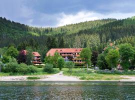 Auerhahn Wellnesshotel, Schluchsee