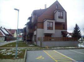 Peter's House, Мркопаль
