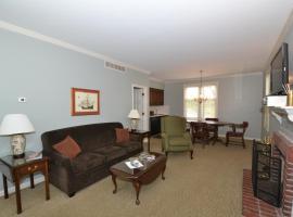 Century Suites Hotel, Bloomington (рядом с регионом Brown County)