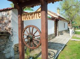 Guest House Palms, Turkincha (Bukovets yakınında)