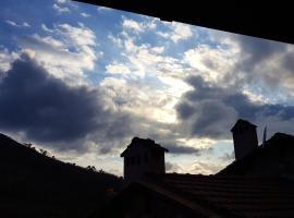 Casa Luna, Apricale (Isolabona yakınında)