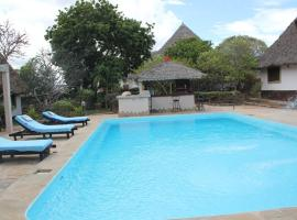 Luxury cottages at Diani