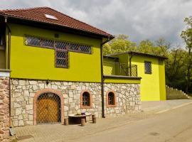 Penzion - Vinařství Hanuš, Blučina