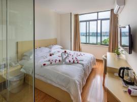 Ivy Lake View Hotel, Thousand Island Lake (Fucheng yakınında)