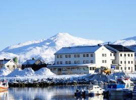 Reisafjord Hotel, Sørkjosen