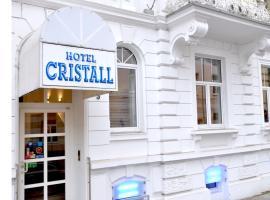 Hotel Cristall - Frankfurt City