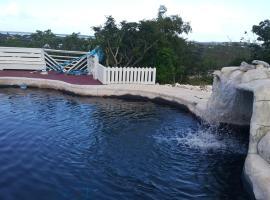 Aloe Ville, Providenciales (in de buurt van Five Cays Settlement)