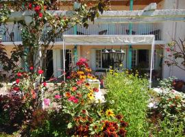Hostellerie de La Poste, Oust (рядом с городом Soueix)