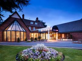 Mercure Hull Grange Park Hotel, Kingston na Halu