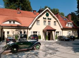 Park Hotel, Szczecin