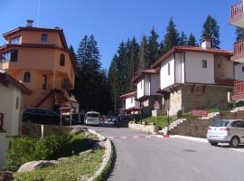 Chalet at Forest Glade, Pamporovo (Levochevo yakınında)