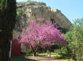 Casa Rural el Amparo, Арчена (рядом с городом Ricote)