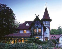 Romantik Hotel Jagdhaus Waldfrieden, Bilsen