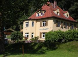 Haus Hohlfeld, Bad Schandau (Schmilka yakınında)