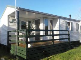 Mobile Home à Louannec, Луаннек