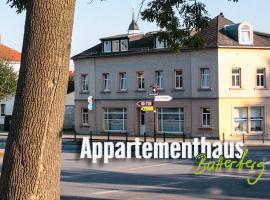 Appartementhaus Butterberg, Bischofswerda (Putzkau yakınında)