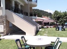 Perdikis Apartments, Коккино-Неро