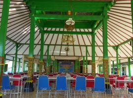 Putri Duyung Guest House, Karangpandan (рядом с городом Pablengan)