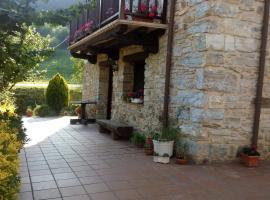 Casa Rural Goikoetxe, Сеанури (рядом с городом Vildósola)