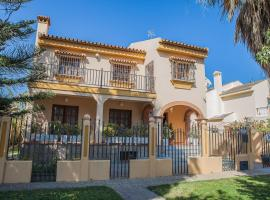 Perfect pool villa in Guadalmar