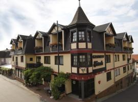 Hotel Hirsch, Rothenberg