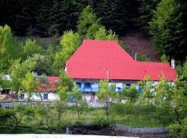 Bujtina Vuktilaj, Vermosh (Lëpushë yakınında)