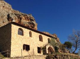 Zorita Castle Cottage, Zorita de los Canes (Almonacid de Zorita yakınında)