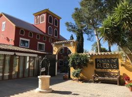 Sweet Hotel Masia de Lacy, Museros (рядом с городом Rafelbuñol)