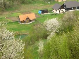 Vacation house Korana, Plitvica selo
