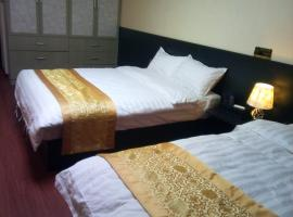 Kyungjo APT Apartment, Yanji (Tumen yakınında)