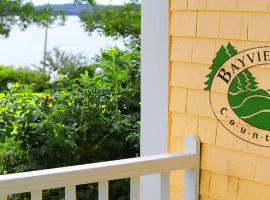 Bayview Pines Country Inn B&B, Mahone Bay (U blizini grada 'Western Shore')