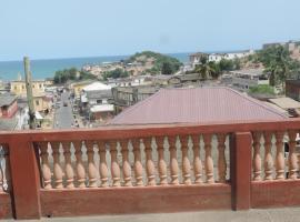 IS Guest House, Cape Coast (рядом с городом Biriwa)