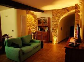 Casa Mary di Apricus, Olevano Romano (Serrone yakınında)