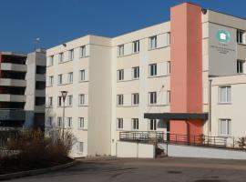 Ethic Etapes CIS de Besançon, Безансон (рядом с городом Geneuille)
