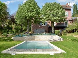 La Villa rose, Saint-Cyr-au-Mont-d'Or (рядом с городом Couzon-au-Mont-d'Or)