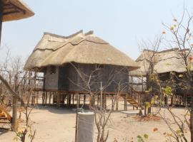 Dzibanana Lodge & Camping, Sepako