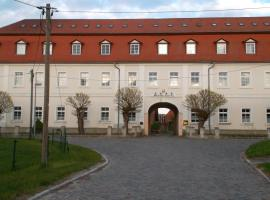 Domäne-Badetz, Badetz (Walternienburg yakınında)
