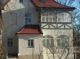 Charmantes Apartment in Jugendstilvilla., Schwaig bei Nürnberg